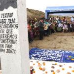 Ministerio de Justicia transfiere partida de S/ 200 mil para reparaciones colectivas