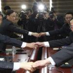 Las dos Coreas retoman reunión de alto nivel para acercar posiciones