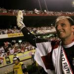 Sao Paulo despide como un 'mito' a su portero-goleador Rogerio Ceni