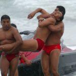 Año Nuevo: Más de 500 salvavidas resguardarán playas