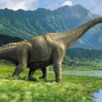 Escocia: Hallan huellas de dinosaurio con 170 millones de años
