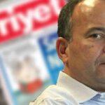 """Director de Hürriyet enfrenta 5 años de cárcel por """"insultar"""" a Erdogan"""