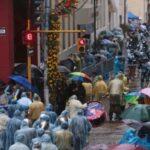 Senamhi espera presencia de lluvias en Puno