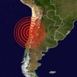 Chile: Sismo de magnitud 5.6 de grados sacude cuatro regiones