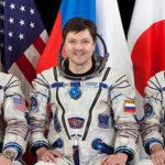 Nave Soyuz regresa hoy a Tierra con tres cosmonautas a bordo