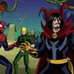 Doctor Extraño: 'Spiderman' en el set de grabación