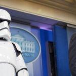 Star Wars Episodio VII: Tuvo función especial en la Casa Blanca