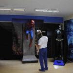 Héroes y Leyendas son exhibidas en Surco