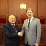 Tribunal Constitucional elige como presidente a Manuel Miranda