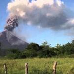 Nicaragua: Advierten nueva actividad eruptiva en volcán Momotombo
