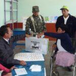 Elecciones 2016: Piden especial atención a personas con discapacidad