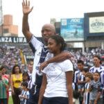 Waldir Sáenz tuvo una despedida a lo grande en Alianza Lima