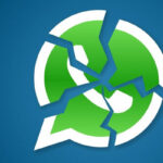 WhatsApp con problemas técnicos durante festejos de Año Nuevo