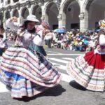 Arequipa festeja con pasacalle que Wititi sea patrimonio mundial