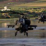 Hawai: 12 muertos por colisión de dos helicóteros militares