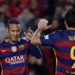 Liga BBVA: Con triplete de Luis Suárez Barcelona golea 6-0 al Athletic