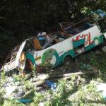 Prisión preventiva a chofer de bus accidentado en río Tarma