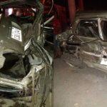 Corazón Serrano: Siete muertos en accidente de carretera