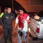 Chimbote: Acuchillan a sujeto para robarle 100 soles