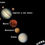 Cinco planetas en línea se observarán a simple vista desde la Tierra