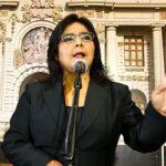 Ana Jara tendría el número 3 en la lista de candidatos al Congreso