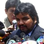 """Julio Arbizu: Hay """"alto riesgo"""" de infiltración del narcotráfico en elecciones"""