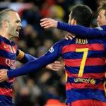 Copa del Rey: Barcelona golea fácil 4-1 a Espanyol