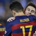 Barcelona en octavos de final de la Copa del Rey: Gana 2-0 a Espanyol