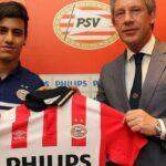 Beto Da Silva el tercer peruano que llega al PSV Eindhoven