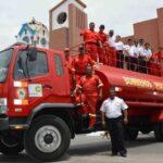 Pisco: Consorcio Camisea entrega unidades a Bomberos