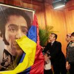Retrato de Simón Bolívar es removido del Parlamento en Venezuela