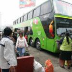 Cañete: Asaltan a pasajeros de bus interprovincial