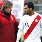 ¿Por quienes votaron Ricardo Gareca y Claudio Pizarro?