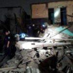 Rímac: Dos heridos por caída de un muro de cemento