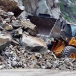 Áncash: Carreteras bloqueadas por huaicos