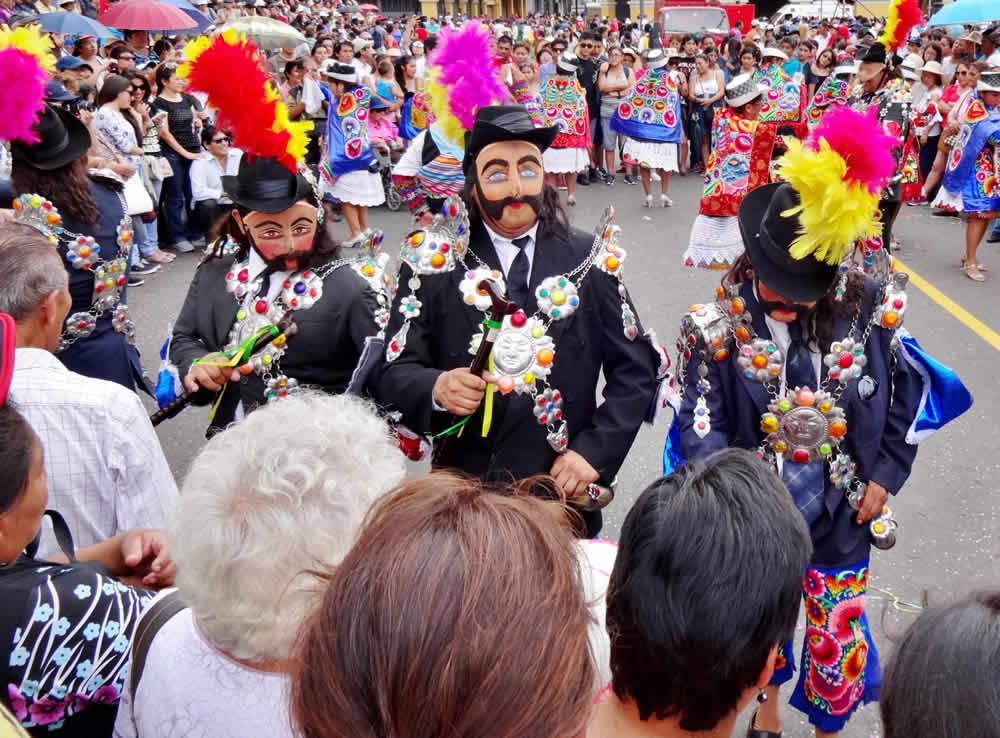 Celebraciones aniversario Lima 10