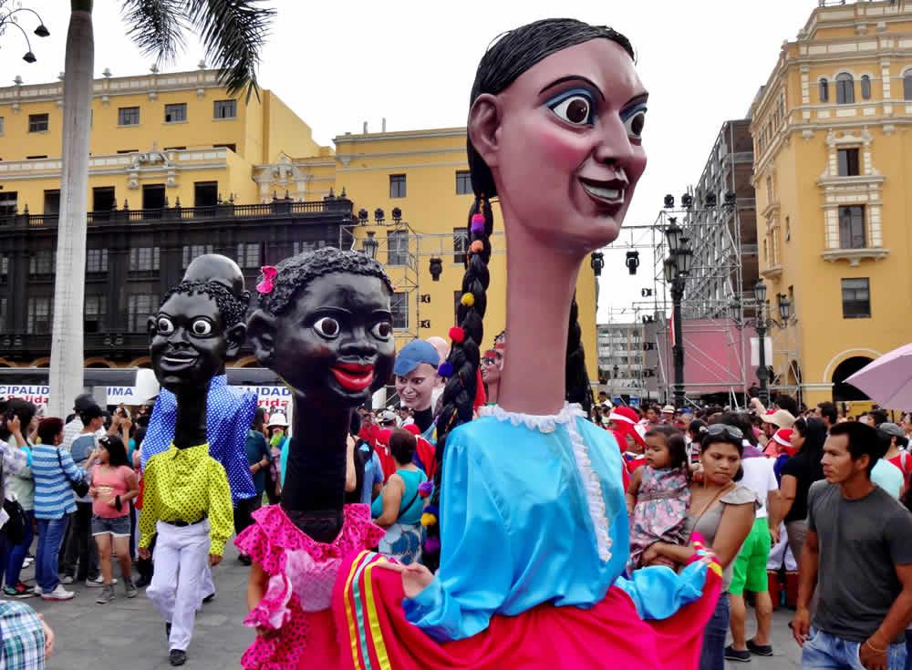 Celebraciones aniversario Lima 9