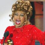 Celia Cruz galardonada por la Academia de Grabación de EEUU
