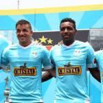 Sporting Cristal presenta sus cuatro refuerzos para campaña 2016