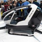 YouTube: Presentan el primer dron que traslada pasajeros