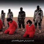 Estado Islámico difunde video con ejecución de 5 espías británicos