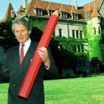 Falleció el dueño del imperio de lápices Faber-Castell