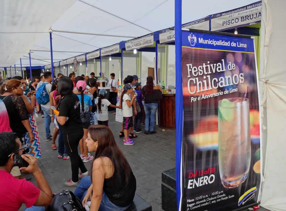 Festival de chilcanos 13
