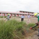 Nuevo Chimbote: Fumigan colegios para prevenir dengue y zika