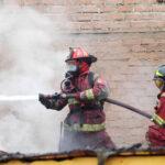 Cercado de Lima: Incendio consume vivienda