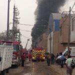 El Agustino: Dos niños mueren por incendio en su vivienda