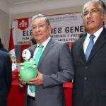 JEE declara improcedente candidatura de Isaac Humala