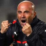 Jorge Sampaoli, el entrenador más exitoso que llegó a Chile