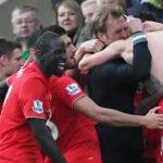 YouTube: Jürgen Klopp y su eufórico festejo en el 5-4 del Liverpool