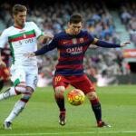 Messi lidera la plácida goleada azulgrana por 4-0 al Granada (Video)